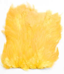 Bild på Keough Softhackle Patch Sunburst Yellow