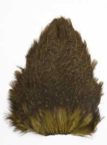 Bild på Soft Hackel (hönssadel) Olive