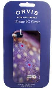 Bild på iPhone 4 Cover (Fler varianter) Char (röding)
