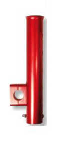 Bild på Aluminium Rod Holder Röd