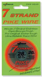 Bild på Wire 7-Strand  (20 meter) 15lbs