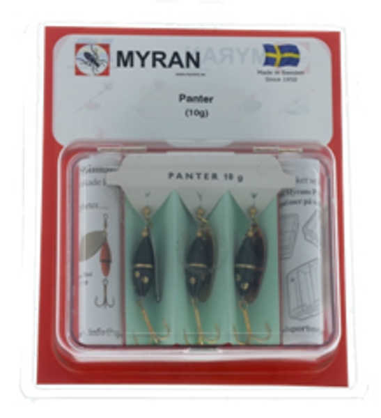 Bild på Myran Panter 3-pack 5gr