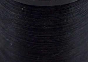 Bild på UNI Thread 6/0 - 135 Den Black