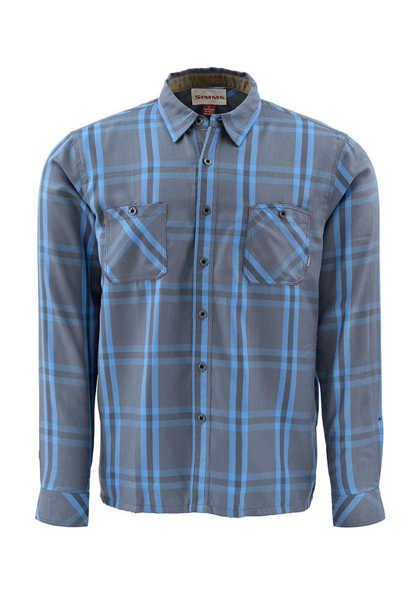 Bild på Simms Black's Ford Flannelshirt