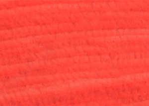 Bild på Chenille Ultra Fine (2mm) Fl.Orange
