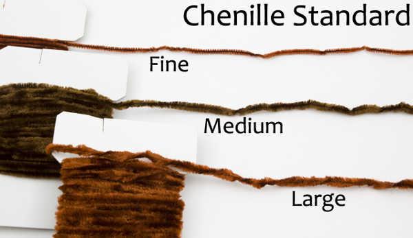 Bild på Standard Chenille Medium (4mm)