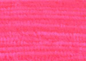 Bild på Standard Chenille Medium (4mm) Fluo Red