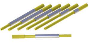 Bild på Pro Flexitube (Yellow) Large