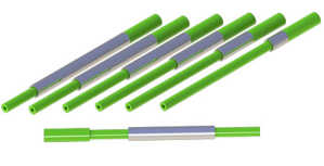 Bild på Pro Flexitube (Green) XL