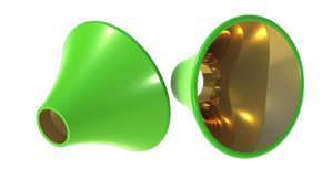 Bild på Pro ConeDisc (Green) Medium (9st/förp)