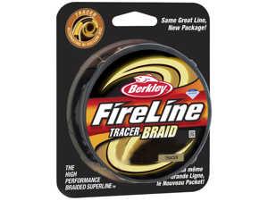 Bild på Fireline Tracer Braid 110m 0,40mm / 58,1kg