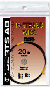 Bild på Wire 19-Strand  (10 meter) 30lbs