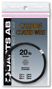 Bild på Carbon Coated Wire (10 meter) 30lbs