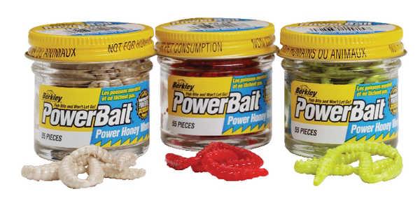 Bild på Powerbait Honey Worm