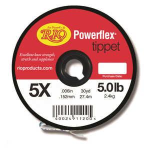 Bild på RIO Powerflex Tippet - 27m 0,27mm (6,8kg)
