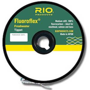 Bild på RIO Fluoroflex Tippet - 46m 2X - 0,22mm (4kg)
