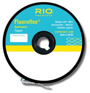 Bild på RIO Fluoroflex Saltwater Tippet 0,43mm (12kg) - 18,3 meter