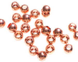 Bild på Cyclop Beads Copper 5mm (10-pack)