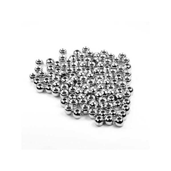 Bild på Cyclop Beads Silver