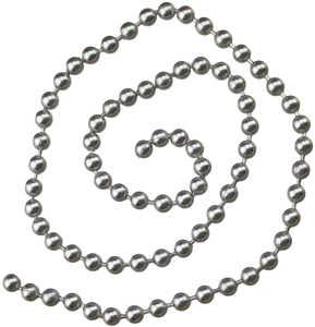 Bild på Kulkätting Silver Small (2,4mm)