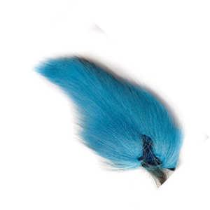 Bild på Bucktail/Hjortsvans Hel Kingfisher Blue
