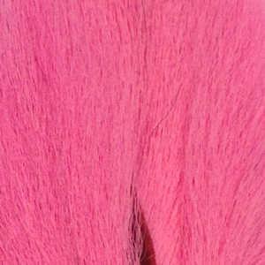 Bild på Hjortsvans/Bucktail i bitar Pink