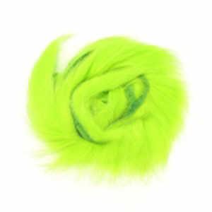 Bild på Kanin Zonker (2mm) Fluo Chartreuse