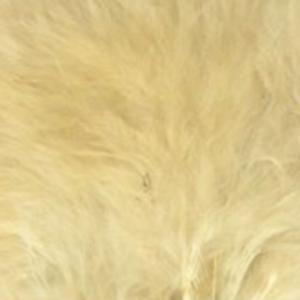 Bild på Marabou Fjäder (Plumes) Tan