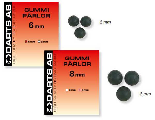 Bild på Darts Gummipärlor