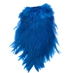 Bild på Whiting/Feathermaster Tuppsadel Kingfisher Blue