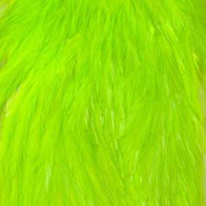 Bild på Whiting/Feathermaster Tuppsadel Fluo Chartreuse