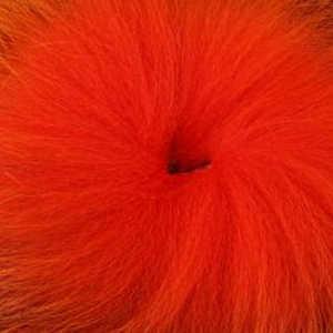 Bild på Marble Fox Hot Orange