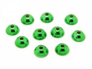 Bild på Hybrid Cone Metallic Green 6mm