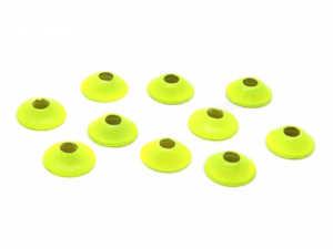 Bild på Ufo Disc 6mm (fler färger) Chartreuse