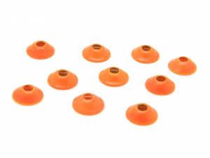 Bild på Ufo Disc 6mm (fler färger) Fl.Orange