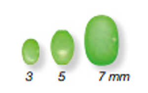 Bild på Darts Pärlor Lys (11-20 pack) 5mm