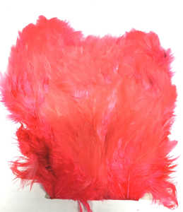 Bild på Keough Softhackle Patch Schrimp Pink