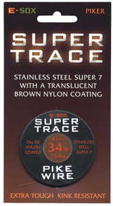 Bild på Esox Super Trace Wire 34lbs