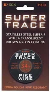 Bild på Esox Super Trace Wire 40lbs