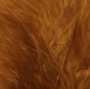 Bild på Marabou Fjäder (Plumes) Golden Brown