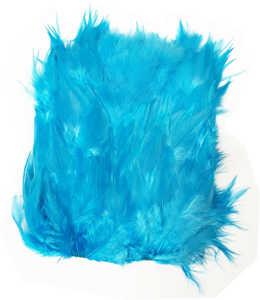 Bild på Keough Softhackle Patch Kingfisher Blue