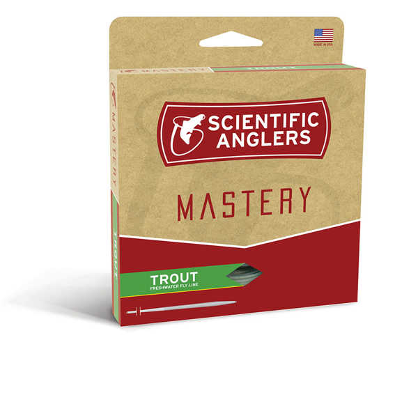 Bild på Scientific Anglers Mastery Trout WF5