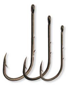 Bild på Darts Worm Hook (9 pack) Large (#1/0, #1, #2)