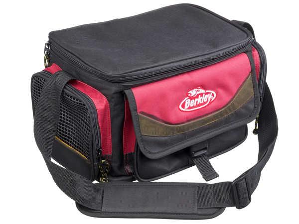 Bild på Berkley System Bag Red Medium (Inkl 4 askar)