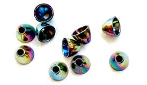 Bild på FITS Tungsten Coneheads Frödin (10-pack) Rainbow - Small