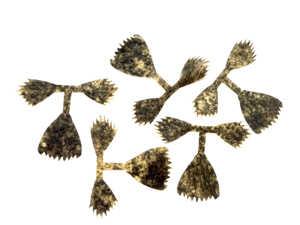 Bild på Kiley's Fish Finz Mottled Black (Small)