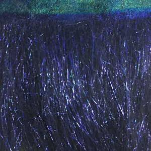 Bild på Ice dub Shimmer Fringe - Peacock Eye