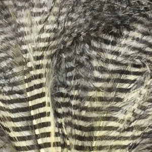 Bild på Marabou Fine Barred Feathers Cream