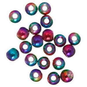 Bild på Tungstens Beads (10-pack) Rainbow 2,7mm