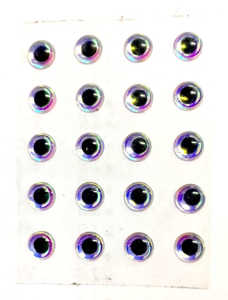 Bild på Mirage Eyes (20-pack) 2,4mm
